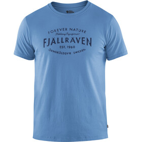 Fjällräven Est. 1960 T-Shirt Men river blue